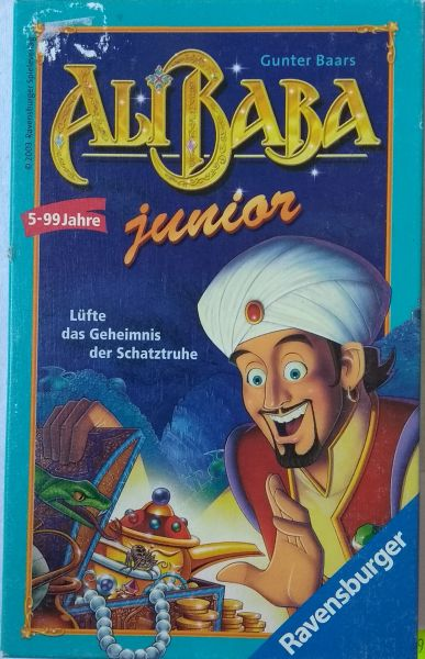 Ali Baba junior