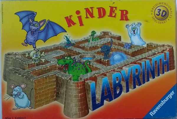 Ravensburger - Kinder Labyrinth