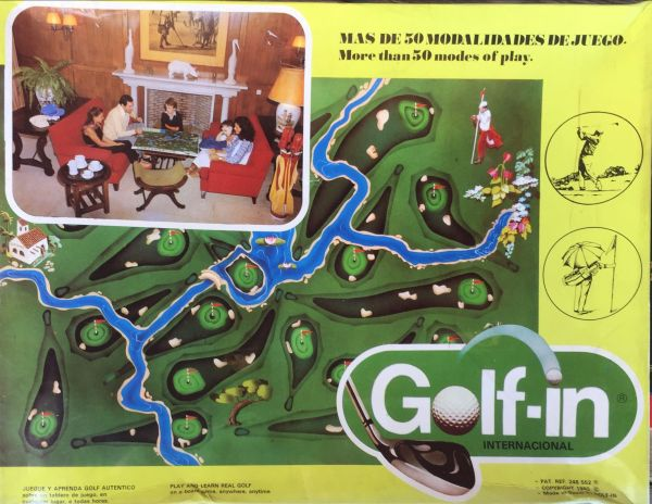Golf-in International
