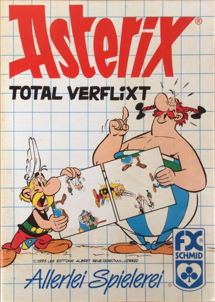 Asterix Total Verflixt