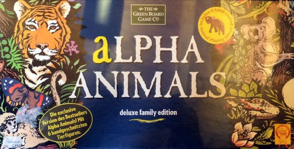 Alpha Animals deluxe family edition
