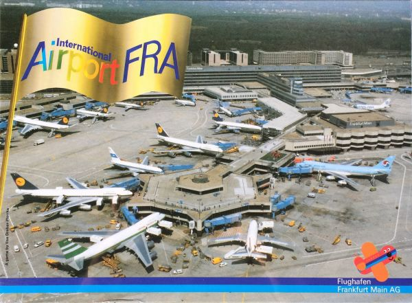 International Airport FRA