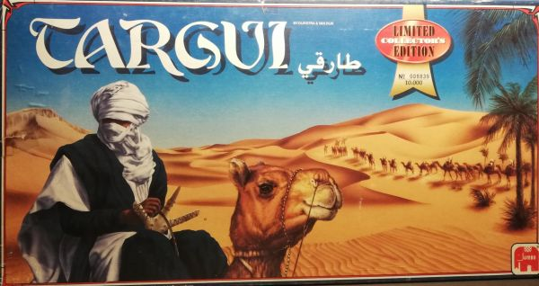 Targui - Limited Collectors Edition