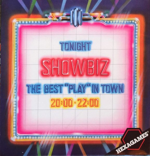 """Tonight Showbiz - The best """"Play"""" in town 20:00 - 22:00"""