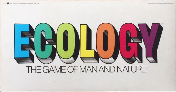 Ecology The game of man and nature