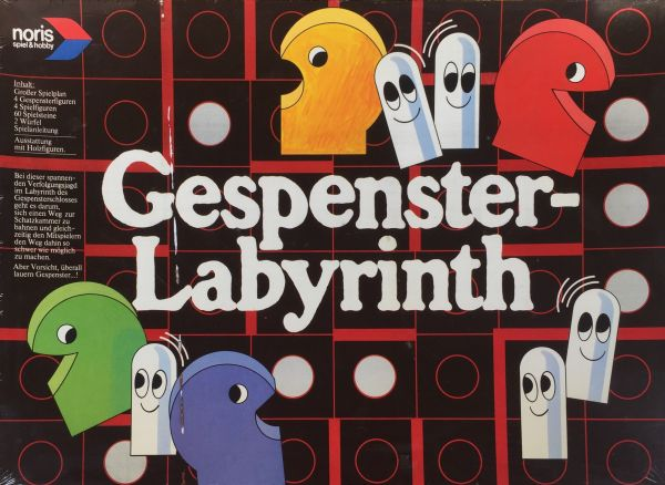 Gespenster Labyrinth
