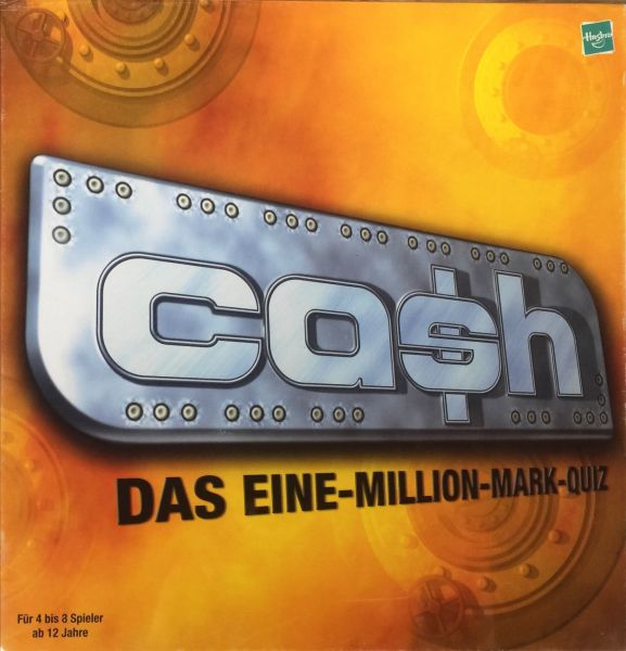 Cash das Eine-Million-Mark-Quiz