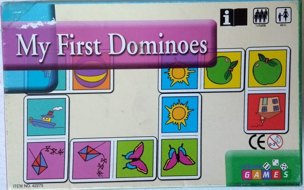 My first Dominoes