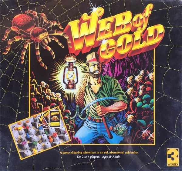 Web of Gold