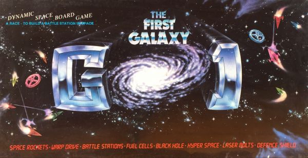 The first Galaxy G1
