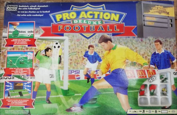 Pro Aktion Deluxe Football