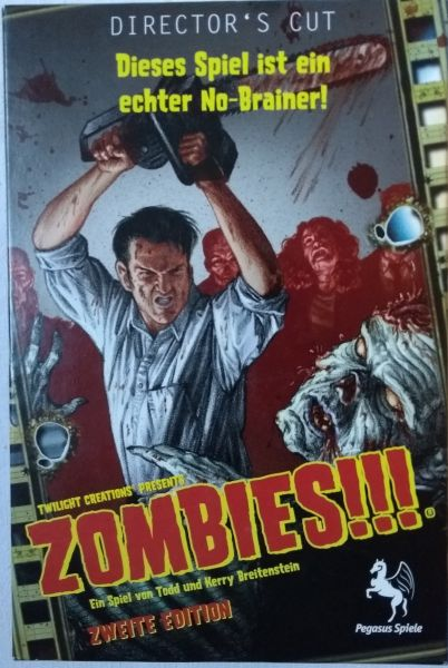 Zombies 2. Edition